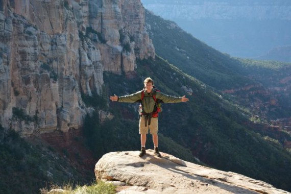 Coming in October: Grand Canyon Rim-to-Rim!