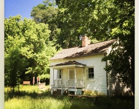 Lock Keeper's House– Lock #8 on the C&O Canal