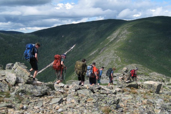 This summer: Wilderness Therapy Journey!