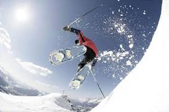 Snowshoe Mtn Trip